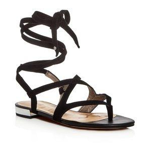 Davina Ankle Wrap Sandal